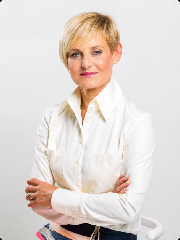 Katerina Sterbova CEO of EVO Czech Republic
