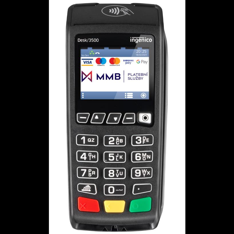 stationary terminal MONETA Money Bank