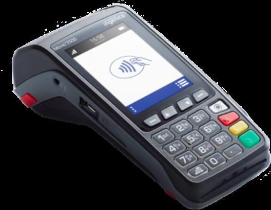 Payment terminal MONETA Money Bank